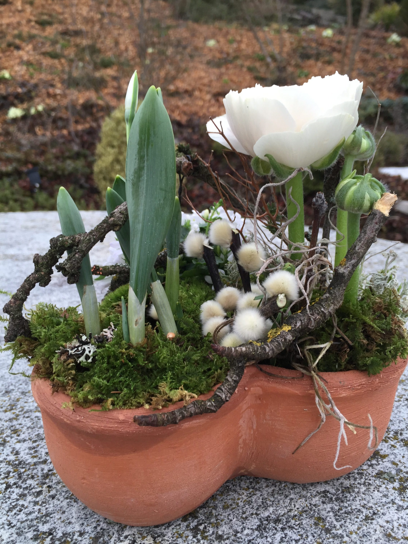 Frühlingsarrangement